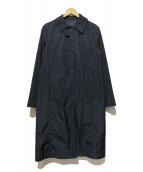 JIL SANDER NAVY(ジルサンダーネイビー)の古着「ステンカラーコート」|ネイビー