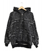 BlackEyePatch(ブラックアイパッチ)の古着「ジップパーカー」 ブラック