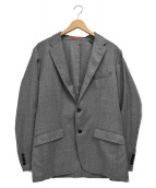 ABAHOUSE(アバハウス)の古着「テーラードジャケット」|グレー