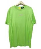 MintCrew(ミントクルー)の古着「半袖カットソー」|グリーン