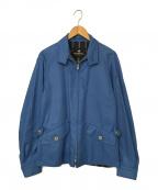 GRENFELL(グレンフェル)の古着「クロスハリトンジャケット」|ブルー