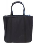 CHACOLI(チャコリ)の古着「TOTE BAG FR01」 ブラック
