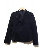 GIVENCHY(ジバンシィ)の古着「コットンジャケット」|ブラック