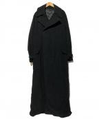 SYU.(シュウ)の古着「ミリタリーコート」 ブラック