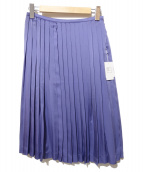 KEITA MARUYAMA(ケイタ マルヤマ)の古着「シルクスカート」
