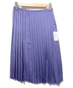 KEITA MARUYAMA(ケイタマルヤマ)の古着「シルクスカート」