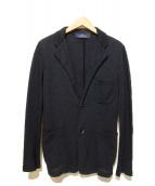 SOLIDO(ソリード)の古着「2Bカットジャケット」|ネイビー