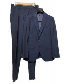 DURBAN(ダーバン)の古着「セットアップスーツ」|ブルー