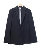 KAIKO(カイコー)の古着「BUTTONLESS JACKET」|ブラック
