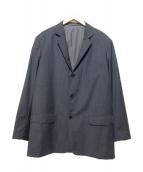 Graphpaper(グラフペーパー)の古着「Loro Piana Classic Jacket ジャケッ」|グレー