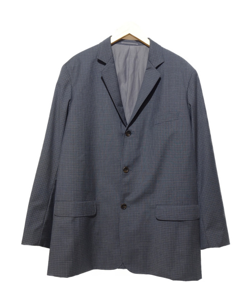 Graphpaper(グラフペーパー)Graphpaper (グラフペーパー) Loro Piana Classic Jacket ジャケッ グレー サイズ:2 19SSの古着・服飾アイテム