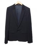 LITHIUM HOMME(リチウムオム・ファム)の古着「テーラードジャケット」|ブラック