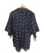MintCrew(ミントクルー)の古着「半袖シャツ」|ブラック