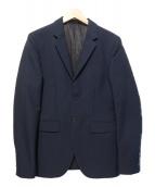 MARNI(マルニ)の古着「2Bテーラードジャケット」|ネイビー