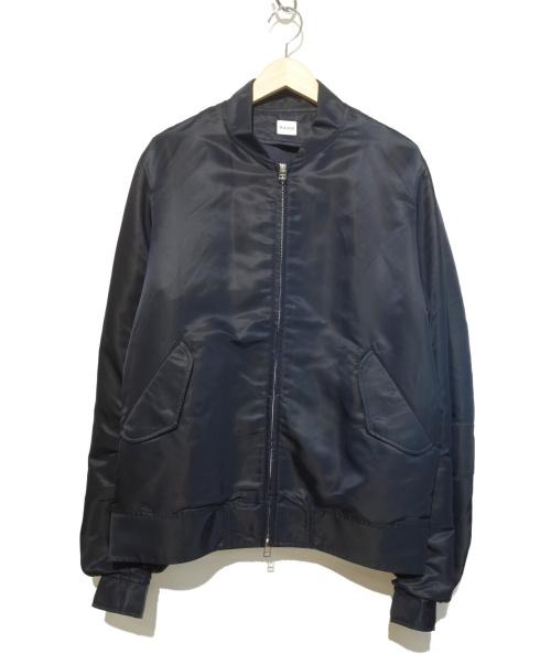 KAIKO(カイコー)KAIKO (カイコー) FORCELESS JACKET NYLON ジャケット ブラック サイズ:3の古着・服飾アイテム