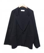 NEON SIGN()の古着「Active Jacket」|ブラック