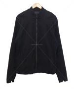 Denham(デンハム)Denham (デンハム) スタンドカラージャケット ブラック サイズ:03の古着・服飾アイテム