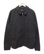 RRL(ダブルアールエル)の古着「ジップアップジャケット」|ブラック