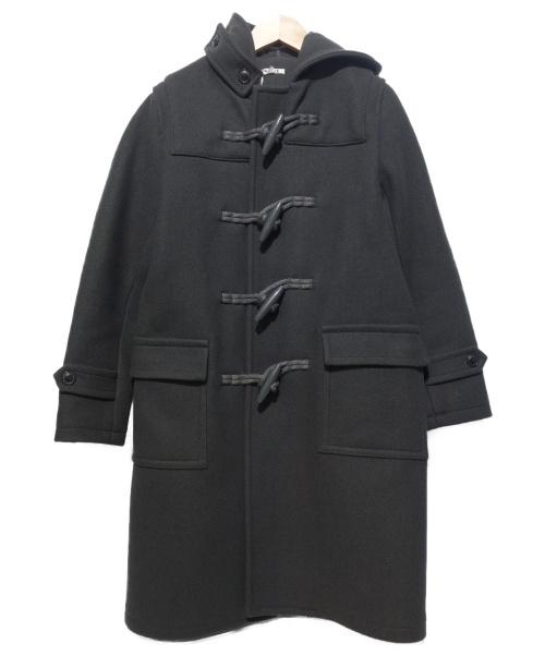 AURALEE(オーラリー)AURALEE (オーラリー) HEAVY MELTON DUFFLE COAT コート グレー サイズ:1の古着・服飾アイテム