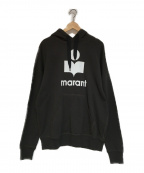 ISABEL MARANT(イザベルマラン)の古着「プルオーバーパーカー」|ブラック
