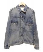 Ron Herman(ロンハーマン)の古着「デニムジャケット」|ブルー