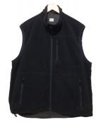 KAIKO(カイコ)の古着「ベスト」|ブラック
