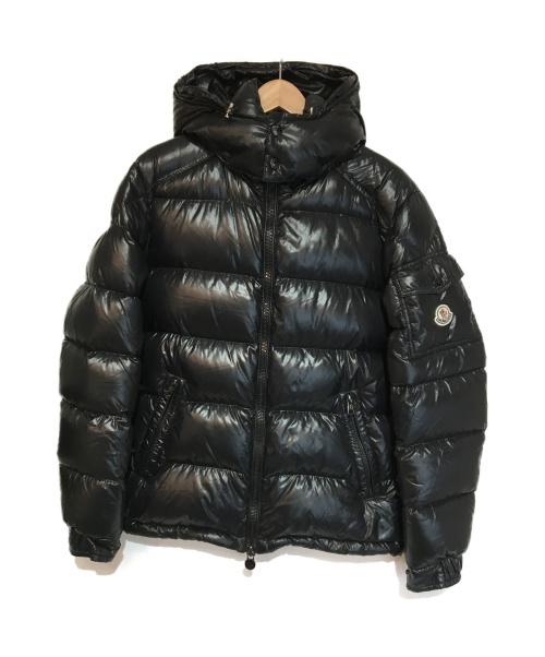MONCLER(モンクレール)MONCLER (モンクレール) MAYA ダウンジャケット ブラック サイズ:1 C20914036605の古着・服飾アイテム