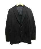 UNITED ARROWS TOKYO(ユナイテッドアローズトウキョウ)の古着「ウールテーラードジャケット」|ネイビー