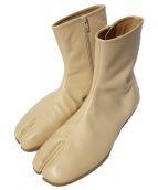 ()の古着「足袋ブーツ」|ベージュ