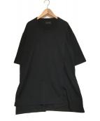 ()の古着「半袖カットソー」|ブラック