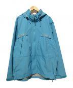 SUPREME()の古着「TRIPLE LAYER WATERPROOF BREATH」|ブルー