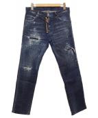 DSQUARED2(ディースクエアード)の古着「Cool Guy Jean デニム クールガイ」|ブルー