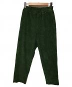 SIMON MILLER(サイモンミラー)の古着「コーデュロイパンツ」|グリーン