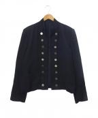 LITTLEBIG(リトルビッグ)の古着「ナポレオンジャケット」|ブラック