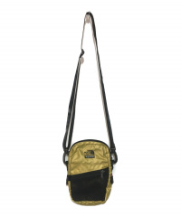 SUPREME×THE NORTH FACE(シュプリーム×ザ・ノースフェイス)の古着「メタリックショルダーバッグ」|ゴールド