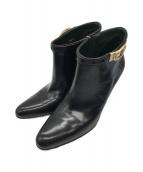 GUCCI(グッチ)の古着「ショートブーツ」|ブラック