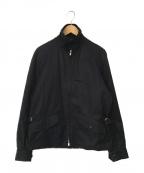 GRENFELL(グレンフェル)の古着「ハリントンジャケット スウィングトップ」|ネイビー