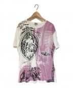 Vivienne Westwood man(ヴィヴィアン ウェストウッド マン)の古着「プリントTシャツ」|ホワイト