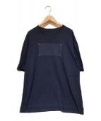 ()の古着「MEMORY OF LABEL TEE Tシャツ」|ネイビー