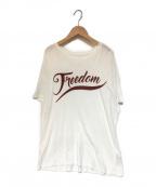 ISABEL MARANT ETOILE(イザベルマランエトワール)の古着「プリントTシャツ」|ホワイト