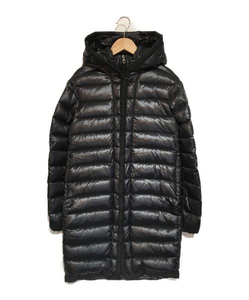 DUVETICA(デュベティカ)DUVETICA (デュベティカ) CUIE ダウンコート ブラック サイズ:40の古着・服飾アイテム