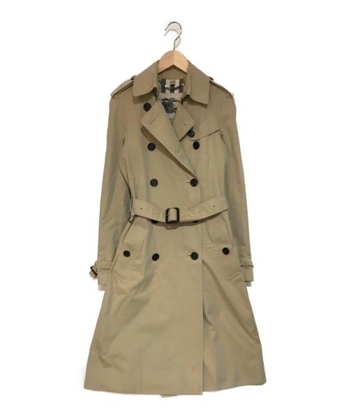 BURBERRY PRORSUM(バーバリープローサム)BURBERRY PRORSUM (バーバリープローサム) トレンチコート ベージュ サイズ:36の古着・服飾アイテム