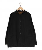 KAPITAL(キャピタル)の古着「チロルホスピタルジャケット」|ネイビー