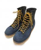 WHITES BOOTS(ホワイツ ブーツ)の古着「NORTHWEST」 ブルー