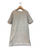 ANTEPRIMA(アンテプリマ)の古着「ジャージーワンピース」|グレー