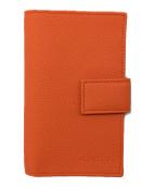 ()の古着「財布」 オレンジ