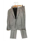 SUPREME(シュプリーム)の古着「WOOL SUIT HOUNDTOOTH スーツ」|グレー