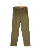 NIGEL CABOURN(ナイジェルケーボン)の古着「パンツ」 オリーブ