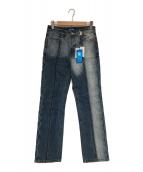 ()の古着「Roah jeans デニムパンツ」 ブルー