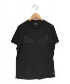 ()の古着「バグズアイカットソー」|ブラック